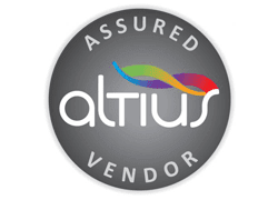 Altius Assured Vendor logo
