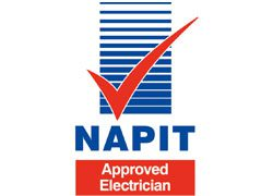 NAPIT Approved Electrician logo