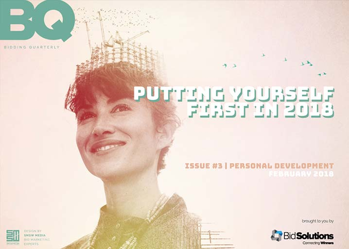 Issue 3 - Putting yourself first in 2018