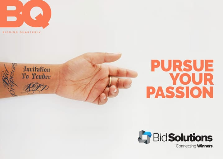 Issue 6 - Pursue Your Passion