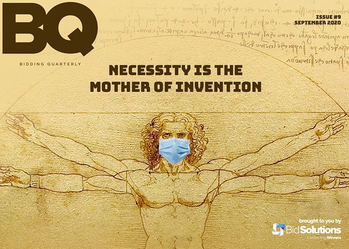 Issue 9 - Necessity Is The Mother of Invention